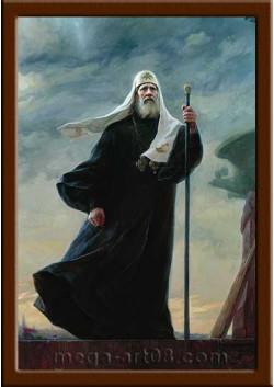 Портрет Патриарх Тихон ПТ-31-3