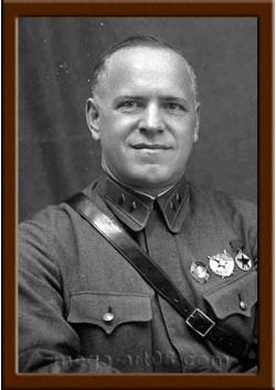 Портрет полководец Жуков Г.К. ПТ-50-3