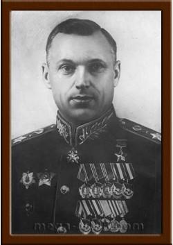 Портрет Рокоссовский К.К. ПТ-51-4