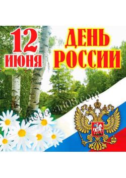 Наклейка к 12 июня НК-11