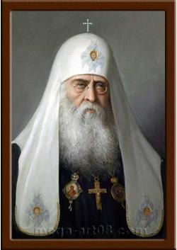 Портрет Патриарх Сергий ПТ-29-1