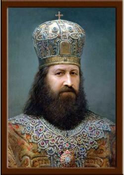 Портрет Патриарх Никон ПТ-37-1