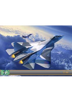 Постер Т-50 ПЛ-137