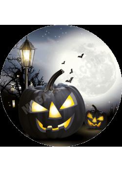 Наклейка На Хеллоуин НК-2