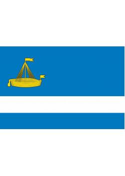Флаг Тюмени