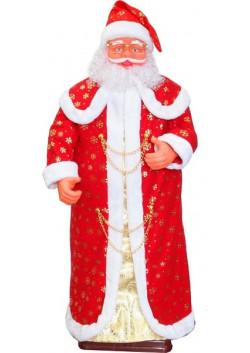 Поющий Дед Мороз большой 120, 150, 180 см