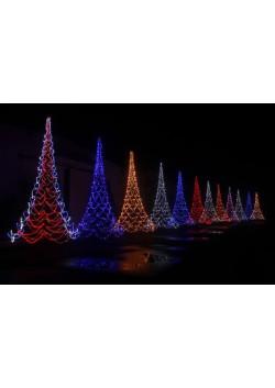 """Новогодняя led елка """"Каркасная"""" 6 м"""