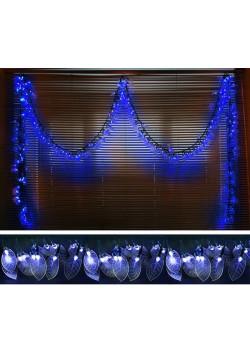 "LED гирлянда ""Зимняя лиана"" 6 м"