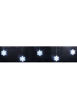 """LED бахрома """"Снежинка"""""""