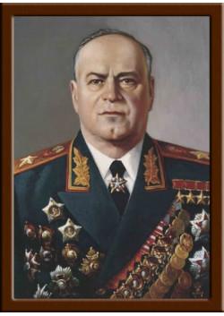 Портрет Жукова Г.К. ПТ-50-1