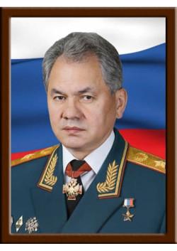 Портрет Шойгу С.К. ПТ-3-1