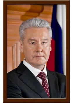 Портрет Собянина С.С.