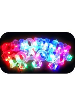 """LED-вывеска """"С Новым Годом"""" 47х21 см"""