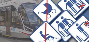 Пиктограммы для общественного транспорта