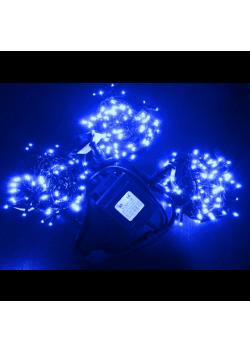 Светодиодная гирлянда Клип Лайт 3 луча по 10м 300LED 24V
