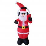 Надувной Дед Мороз, Санта Клаус
