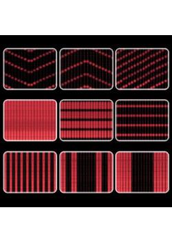 LED-световой занавес «Диджитал» 2х6 м. LED-203