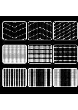 LED-световой занавес «Диджитал» 2х3 м. LED-204