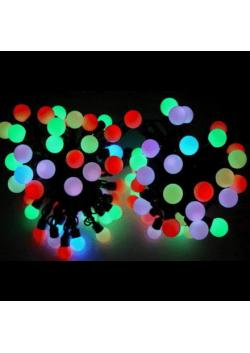 Светодиодная гирлянда Мультишарики 50LED RGB СГ-21