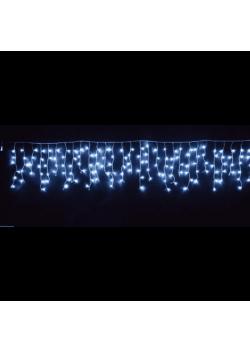 Светодиодная бахрома 3*0,6 м прозрачный провод СБ-5