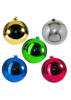 Елочные шары глянцевые d5