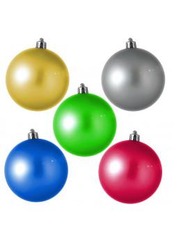 Елочные шары d6 матовые