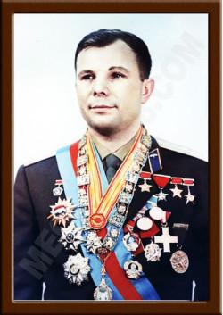 Портрет Гагарин Ю.А. ПТ-12-9