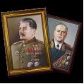 Портреты «Маршалы Победы»