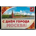 Рекламные конструкции на День города Москвы